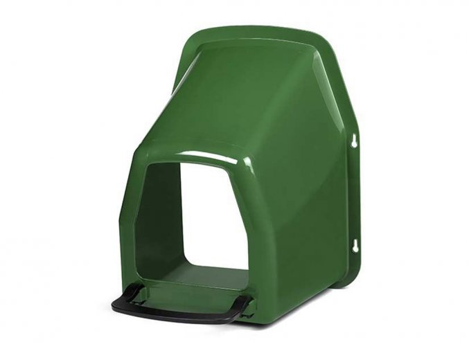 Snáškové hnízdo pro slepice HF plastové, zelené úvod