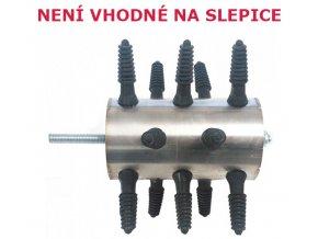 Škubačka drobné drůbeže - SPIUMATRICE DIT RU06
