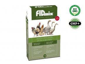 FIDMIX pro výkrm drůbeže