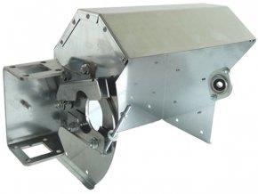 Ochranný kryt s úchytem vrtačky SPIUMATRICE DIT CR RU vhodný pro škubačky na vrtačce SPIUMATRICE