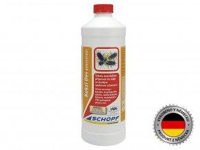 Dezinfekční přípravek k čištění a dezinfekci kurníků  se širokým spektrem účinnosti Kokzi Des Konzentrat,1l