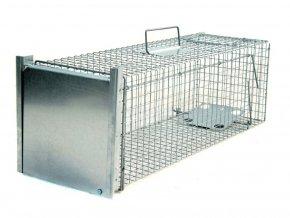 Sklopec na kuny, kočky, potkany, krysy, lasičky a tchoře - ZL82x26x26  + v balení DÁREK ZDARMA - odchytová sada za 149,-Kč