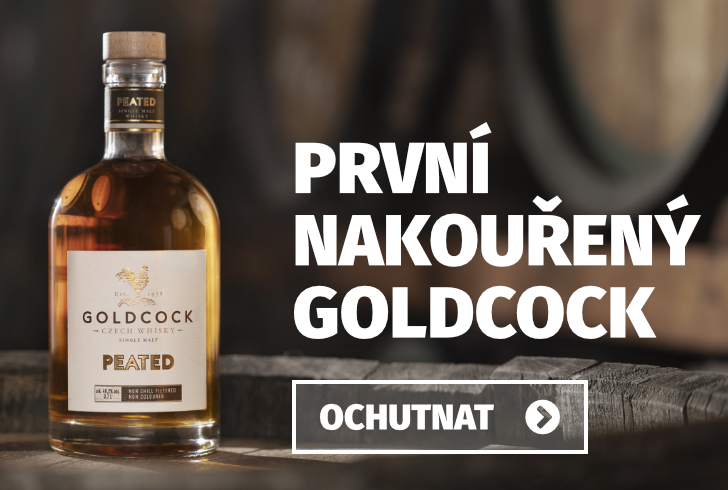 goldcock peated