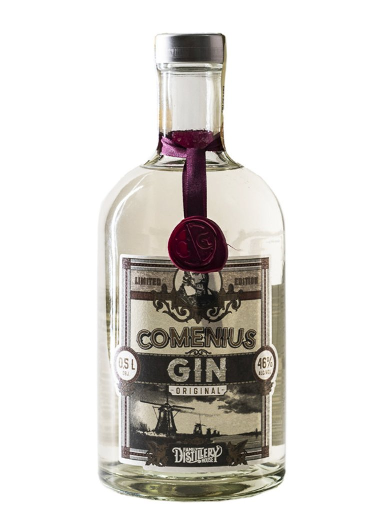 komenius gin