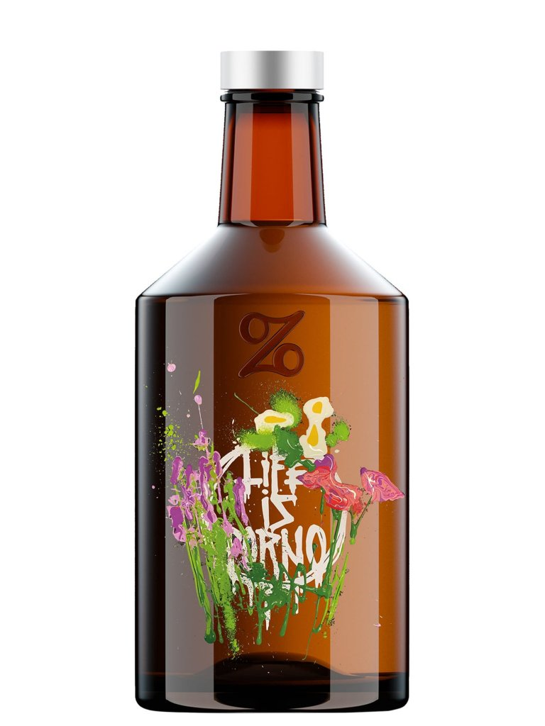 Žufánek La Fleur absinthe 65% 0,5l