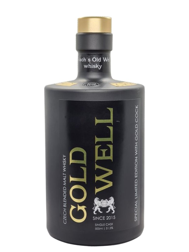 gold well