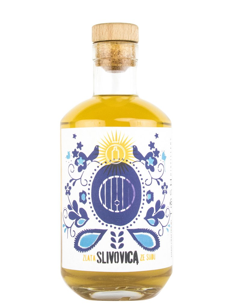 new slivovica gold