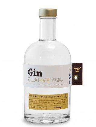 gin z lahve nova