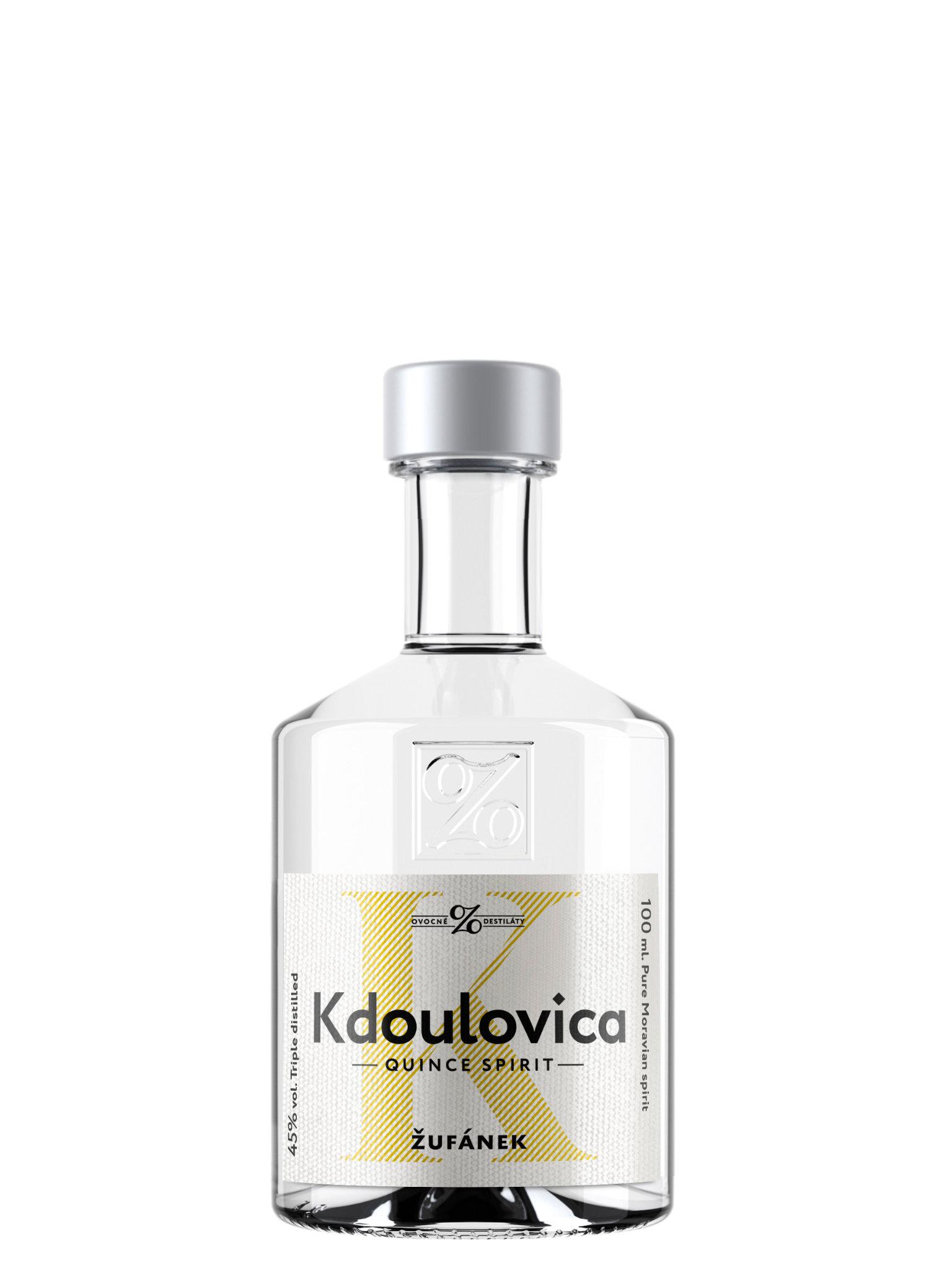 Levně Žufánek Kdoulovica 45% 0,1l