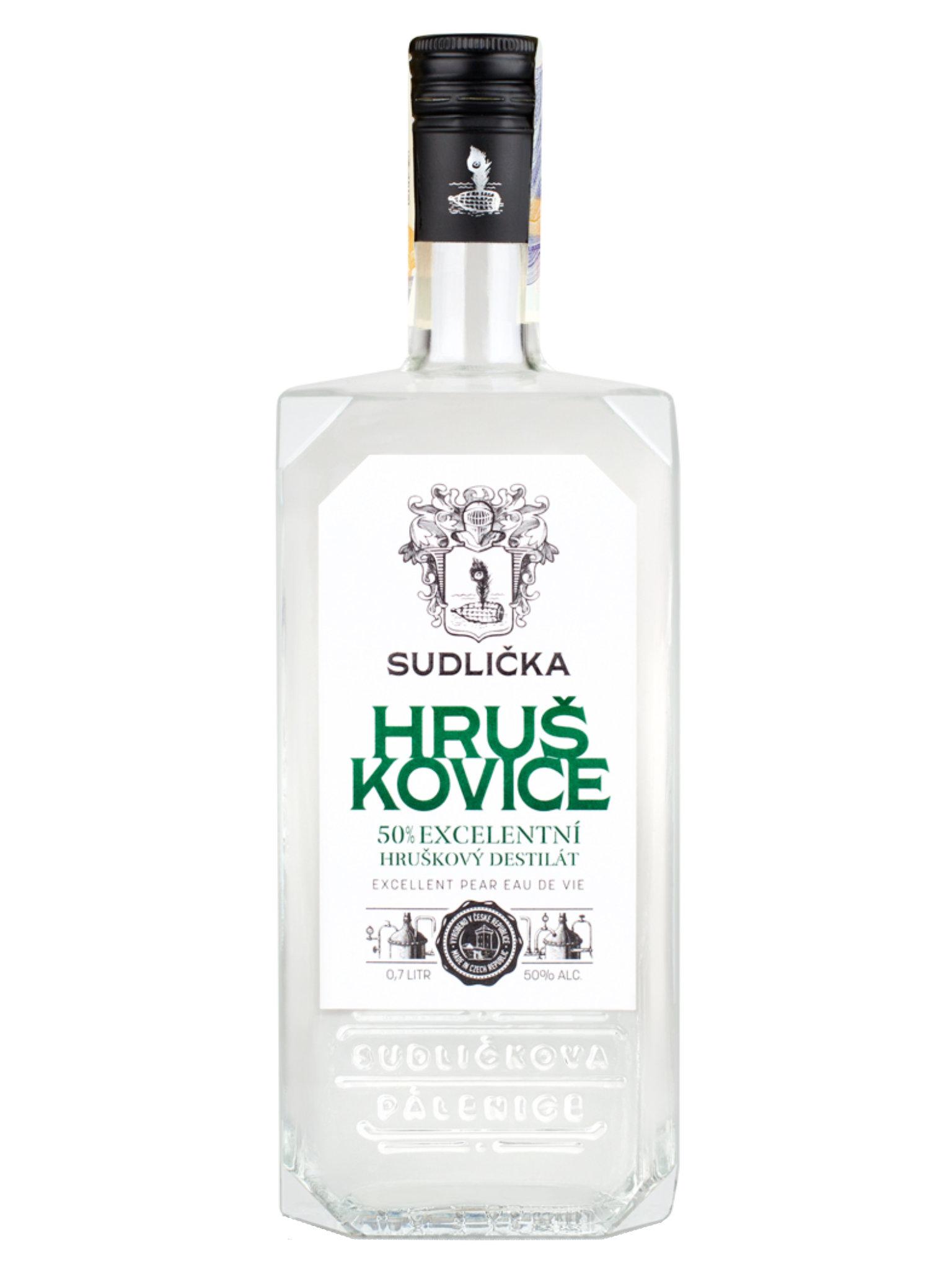 Levně Sudličkova pálenice Sudličkova Hruškovice 50% 0,7l