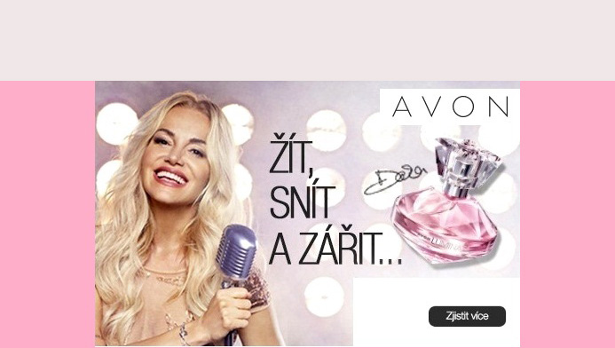 Aktuální katalog Avon