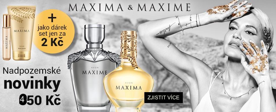 Avon Maxima,Maxime