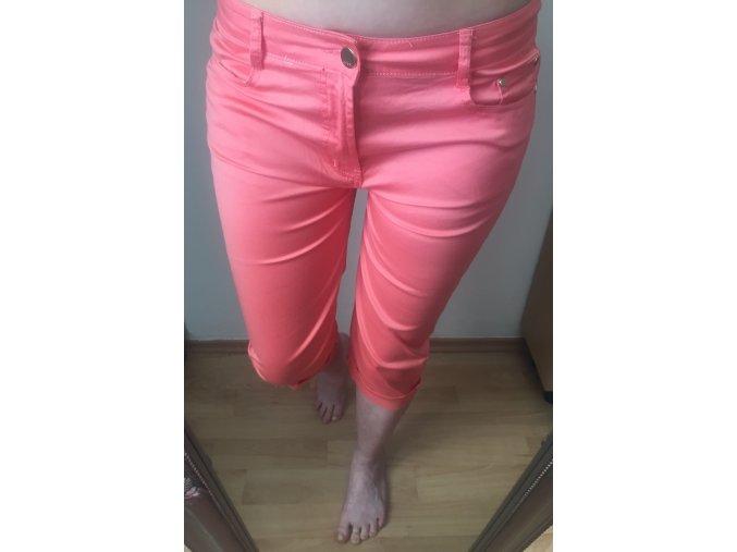 Barevné 3/4 kalhoty