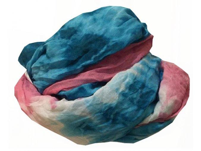 Barevný šátek Bershka