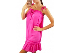 Dámské barevné lehké vzdušné šaty Airy