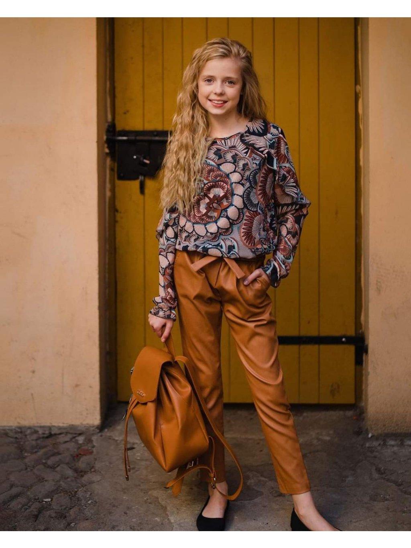 Dívčí kalhoty 011, velikost 164, obr. 20