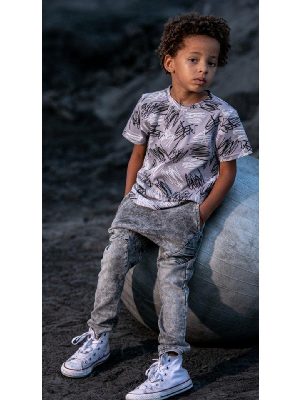 Chlapecké riflové kalhoty 77, velikost 158, obr. 20