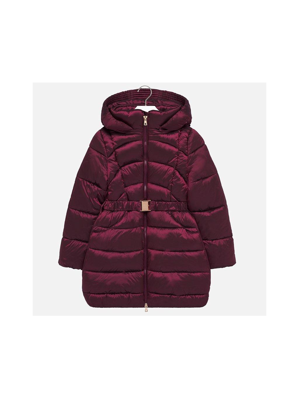 Dívčí zimní bunda Mayoral 7419, velikost 162 (16 let), barva červená, červená, obr. 20