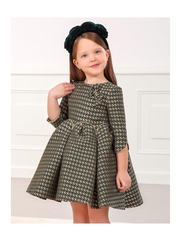 Luxusní šaty Abel and Lula 5558, velikost 128, obr. 20