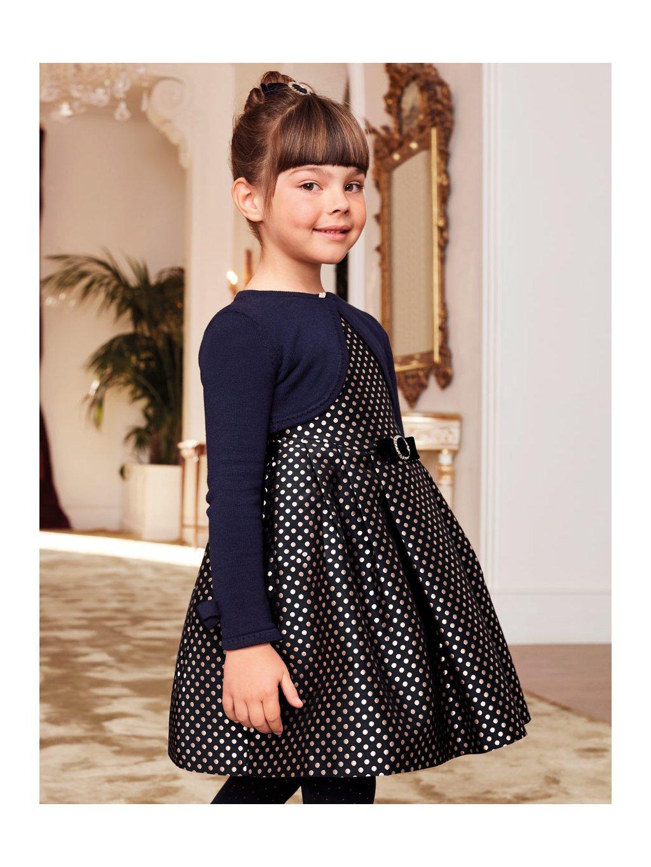 Luxusní šaty Abel and Lula 5567, velikost 98, obr. 20