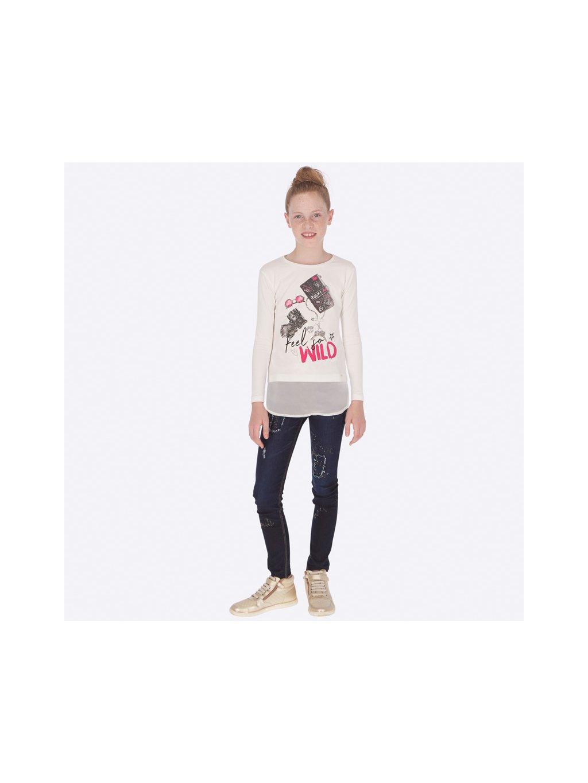 Dívčí kalhoty Mayoral 7503 -46, velikost 162 (16 let), obr. 20