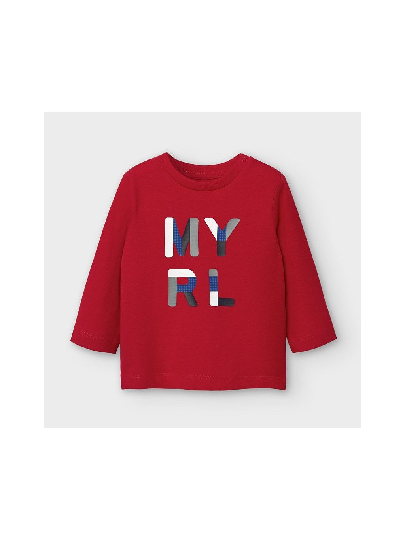 Chlapecké triko Mayoral 108, velikost 98, barva červená, obr. 20