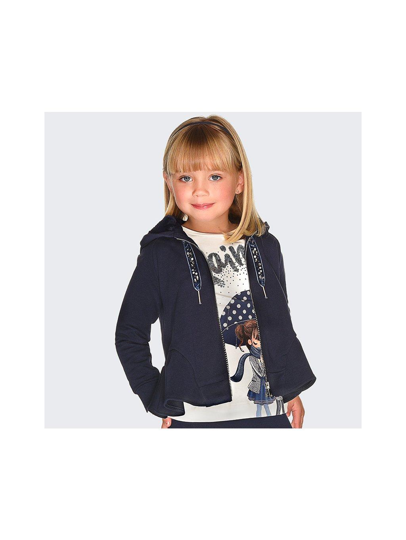 Dívčí mikina 4423, velikost 122, obr. 20
