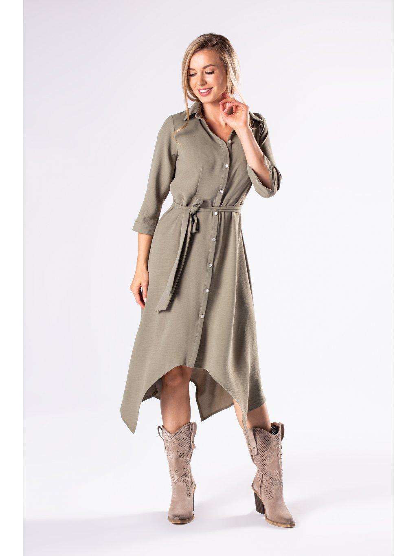 Košilové šaty 0220, velikost XL - 42, obr. 20