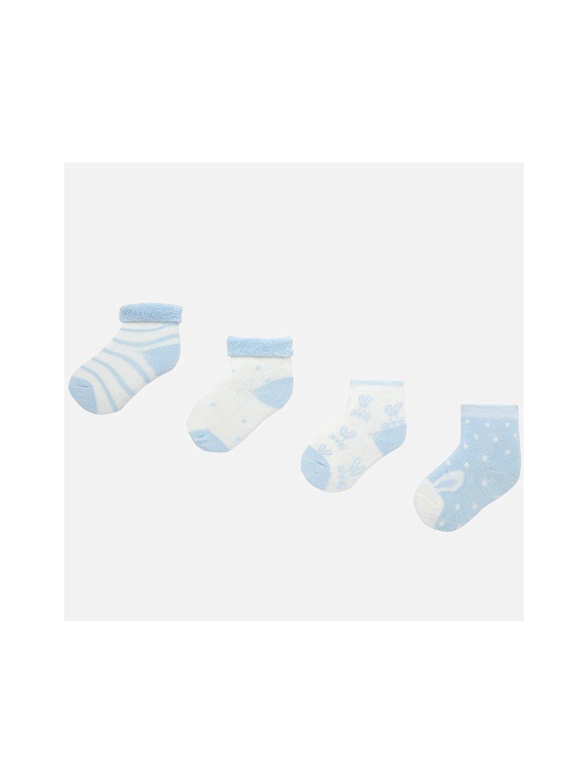 CHLAPECKÉ PONOŽKY MAYORAL 9157, velikost 68, barva modrá, bílá, obr. 20