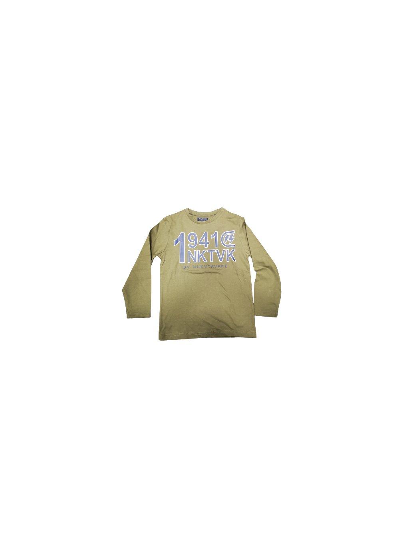 CHLAPECKÉ TRIKO MAYORAL 842-68, velikost 166 (16 let), barva zelená, 1800842068164, obr. 20