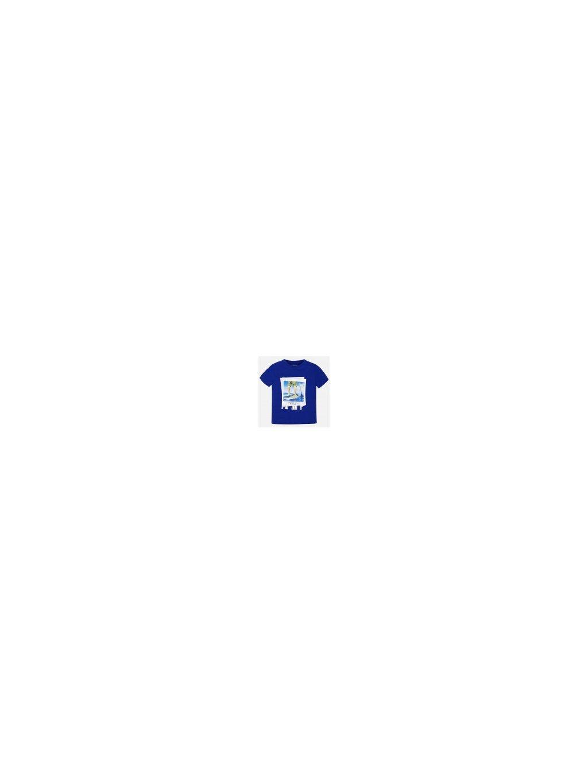 CHLAPECKÉ TRIKO MAYORAL 6079-39, velikost 166 (16 let), barva modrá, 2806079039167, obr. 20