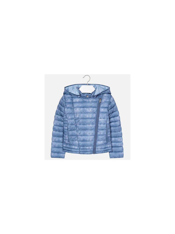 DÍVČÍ JARNÍ BUNDA MAYORAL 6415-72, velikost 162 (16 let), barva modrá, 2906415072169, obr. 20