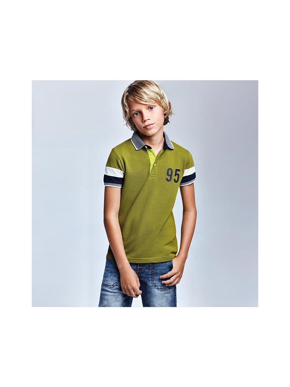 CHLAPECKÁ POLOKOŠILE 6103-83, velikost 172 (18 let), barva zelená, zelená, 8445054572738, obr. 20