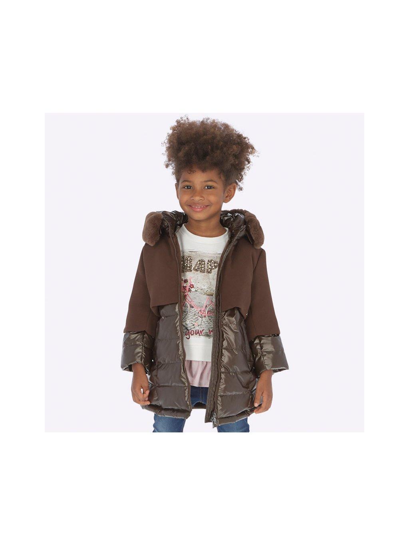 Dívčí zímní bunda Mayoral 4419, velikost 98, barva hnědá, 1904419032036, obr. 20