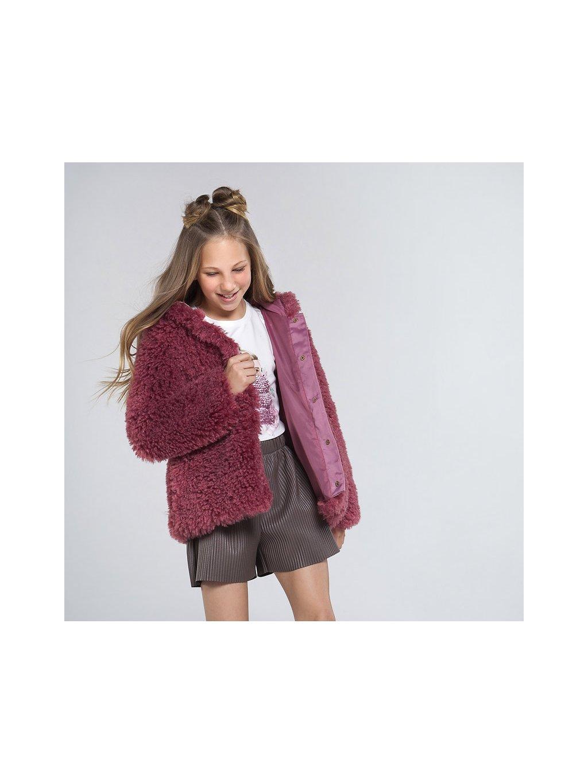 Chlupatý kabát Mayoral 7410, velikost 167 (18 let), obr. 20