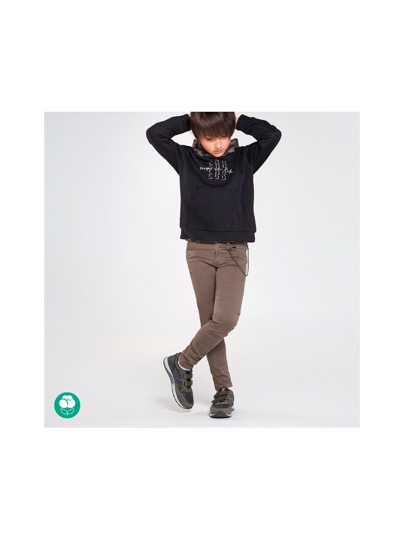 Chlapecké kalhoty Mayoral 7523-32, velikost 172 (18 let), barva hnědá, obr. 20