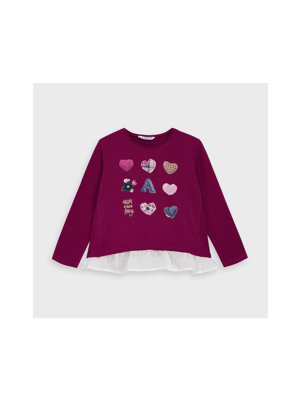 Dívčí triko Mayoral 4063, velikost 98, obr. 20