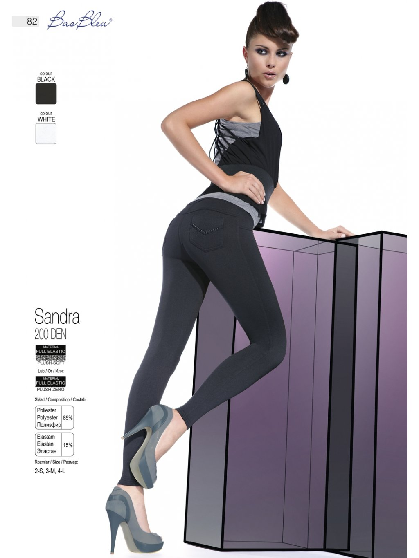 Dámské kalhoty Sandra Bas Bleu, velikost XXL - 44, obr. 20