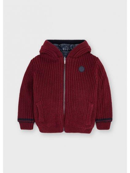 Pletený svetr a bunda 2v1  Mayoral 4367