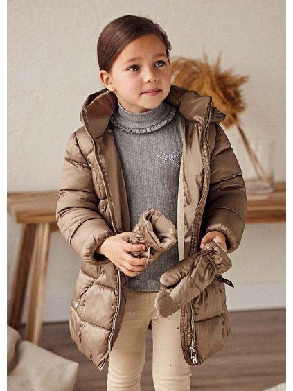 Kabát s rukavicemi Mayoral 4441
