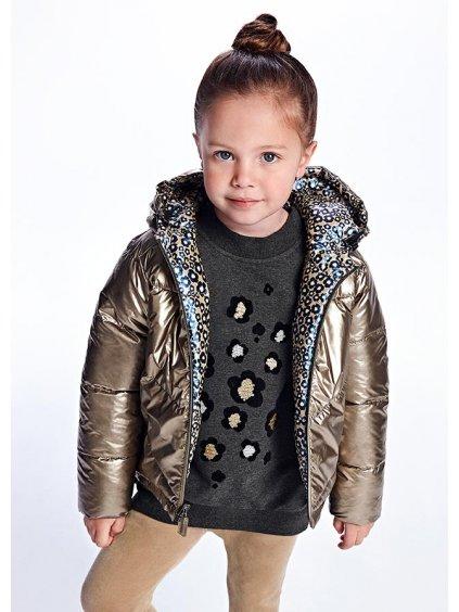 Oboustranný kabát, zimní bunda  Mayoral 4444