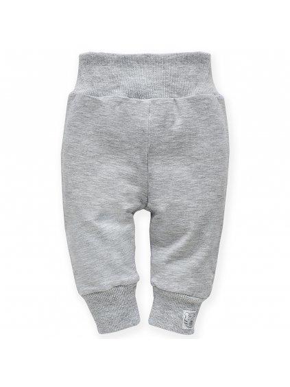 Kojenecké kalhoty PINOKIO 2146 ŠEDÉ