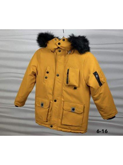 Chlapecká zimní bunda 2190