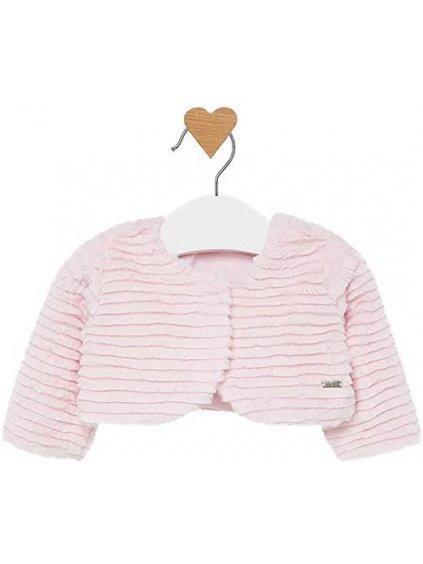 Dívčí chlupatý kabátek Mayoral 2405, velikost 6 - 9 měsíců, 75 cm, 1902405053058, obr. 20