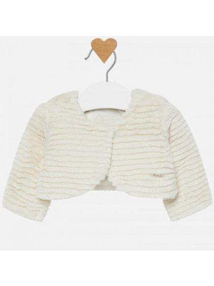 Dívčí chlupatý kabátek Mayoral 2405-52, velikost 86, obr. 20