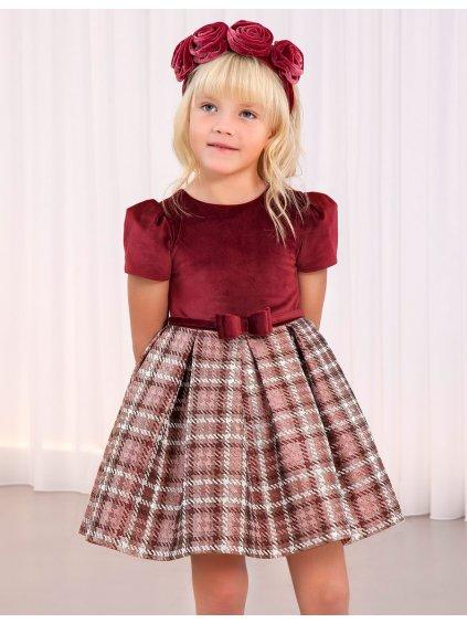 Luxusní šaty Abel and Lula 5550, velikost 128, obr. 20