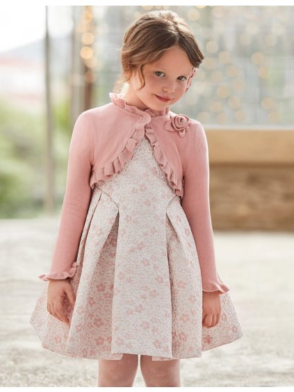 Luxusní šaty Abel and Lula 5549, velikost 98, obr. 20