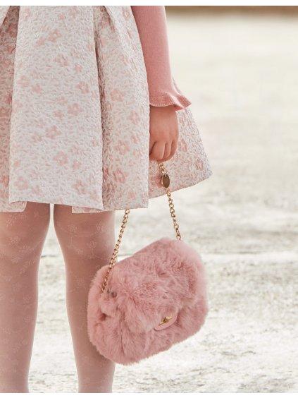 Luxusní kabelka Abel and Lula 5933, barva růžová, obr. 20