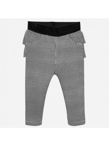 Dívčí kalhoty Mayoral 2530, velikost 92, barva černá, bílá, obr. 20