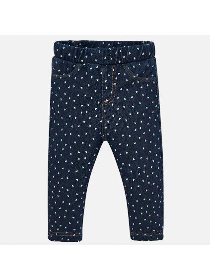 Dívčí kalhoty Mayoral 2531, velikost 92, barva modrá, obr. 20